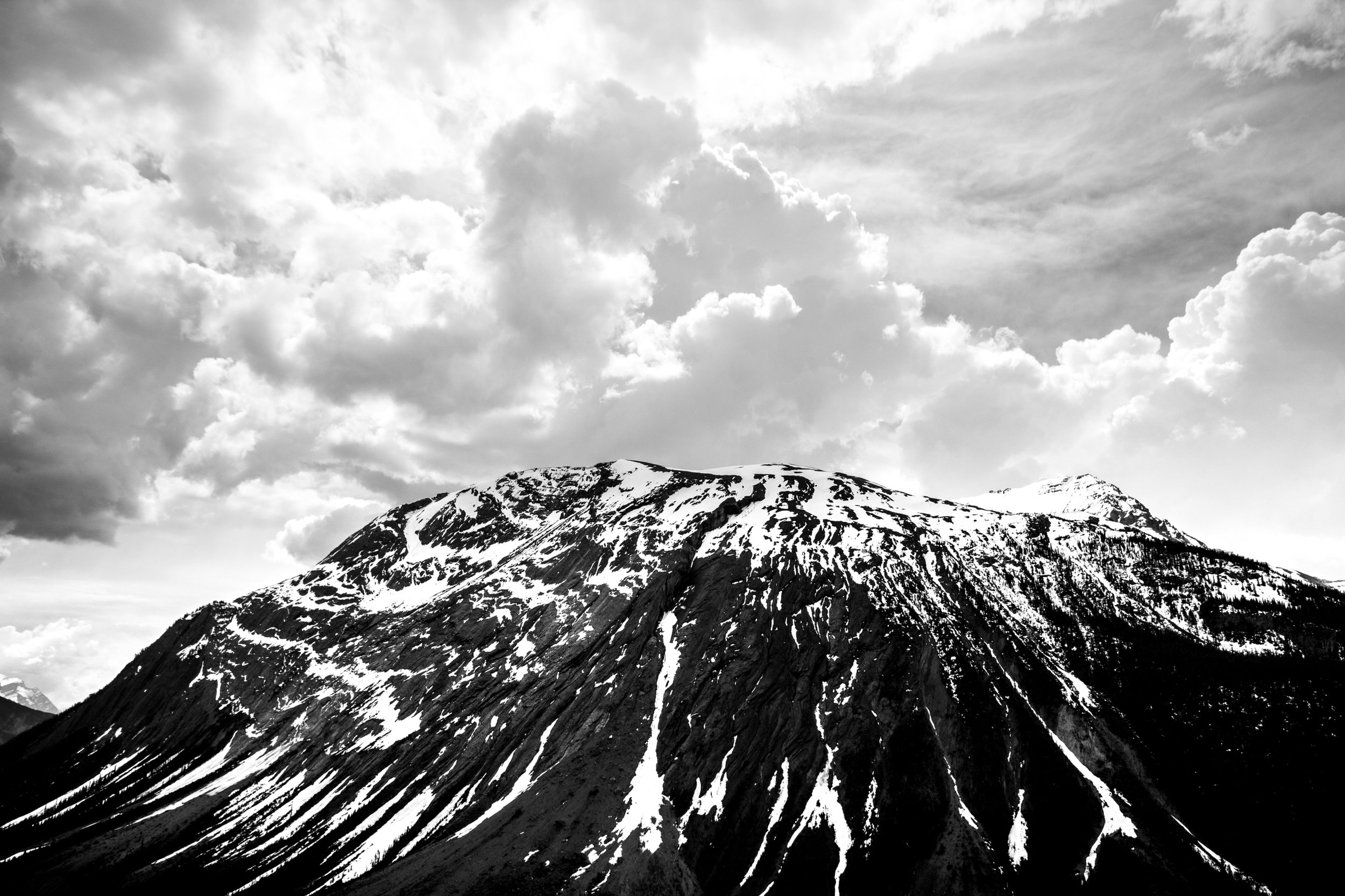 Grand Mountain Clouds