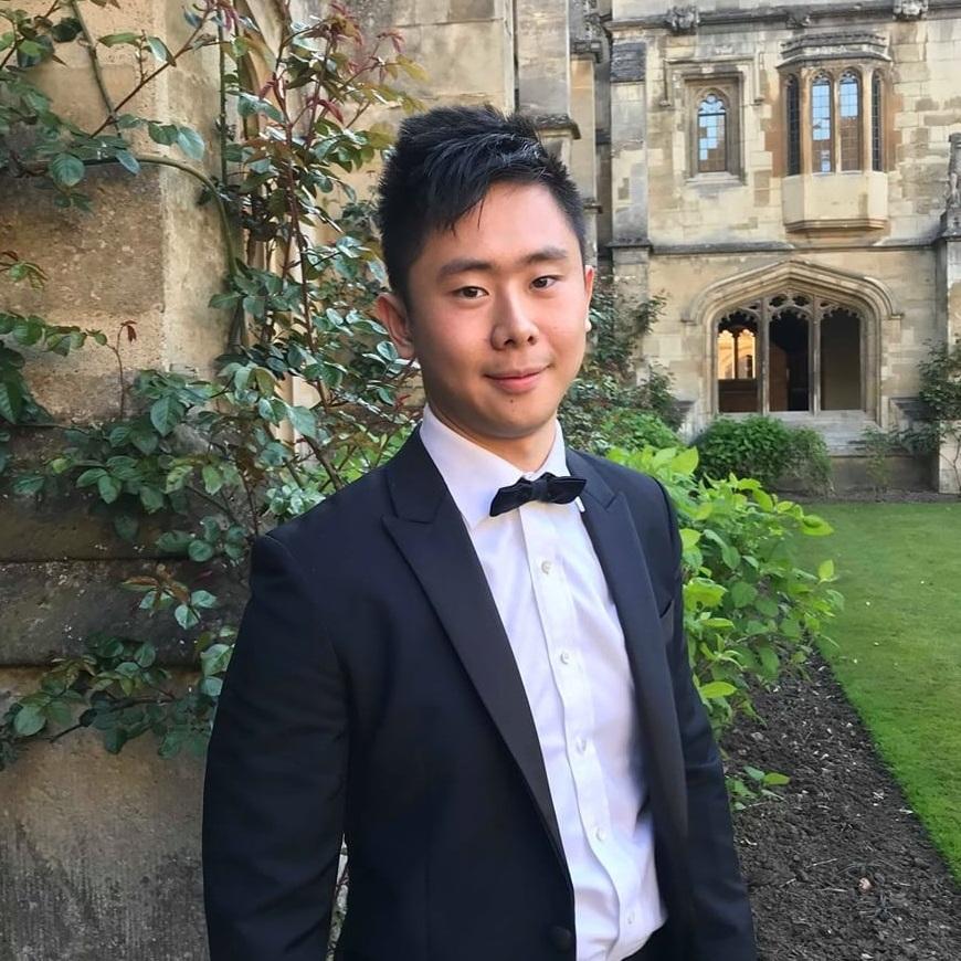 Mark Chin - https://www.linkedin.com/in/mark-xiang-chin-256a5010a/