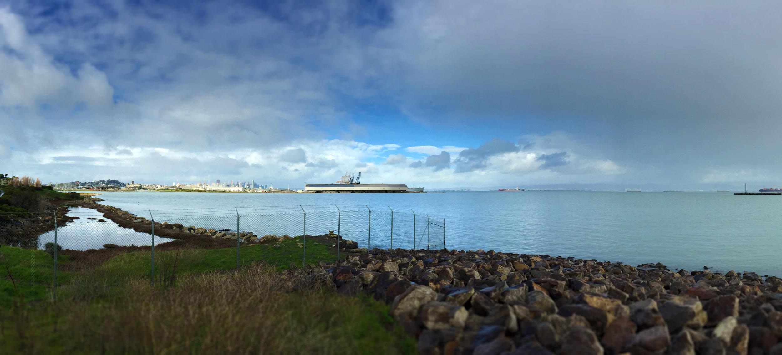 hunter's point shipyard