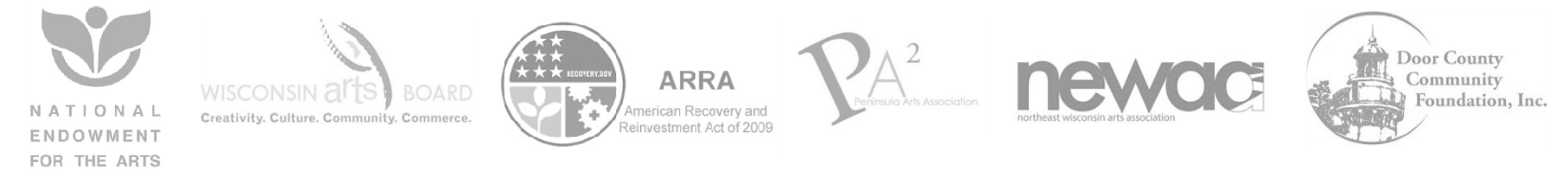FUnding has been provided from numerous sources including the American Recovery and reinvestment act of 2009, and the national endowment for the arts.