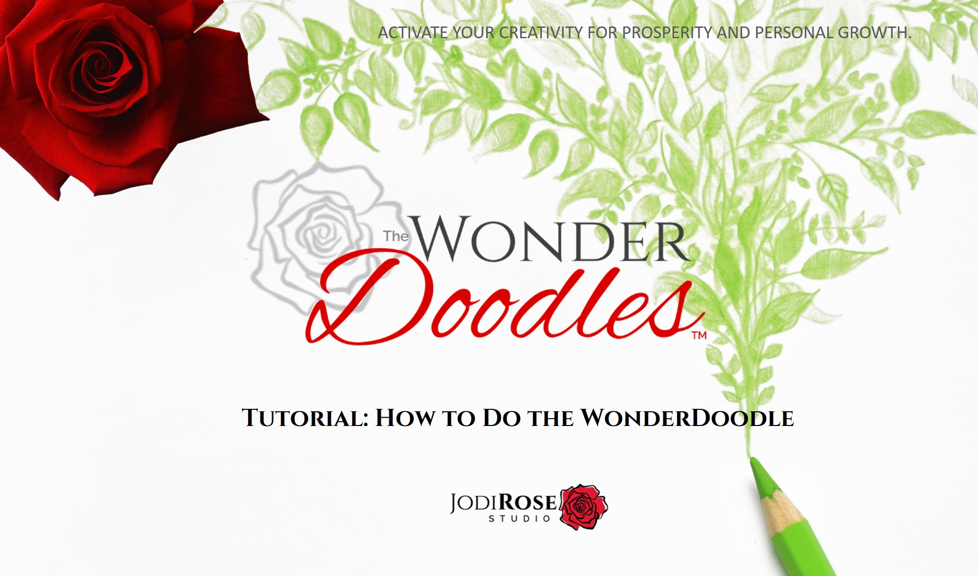 Click on the Image to receive Wonderdoodles!