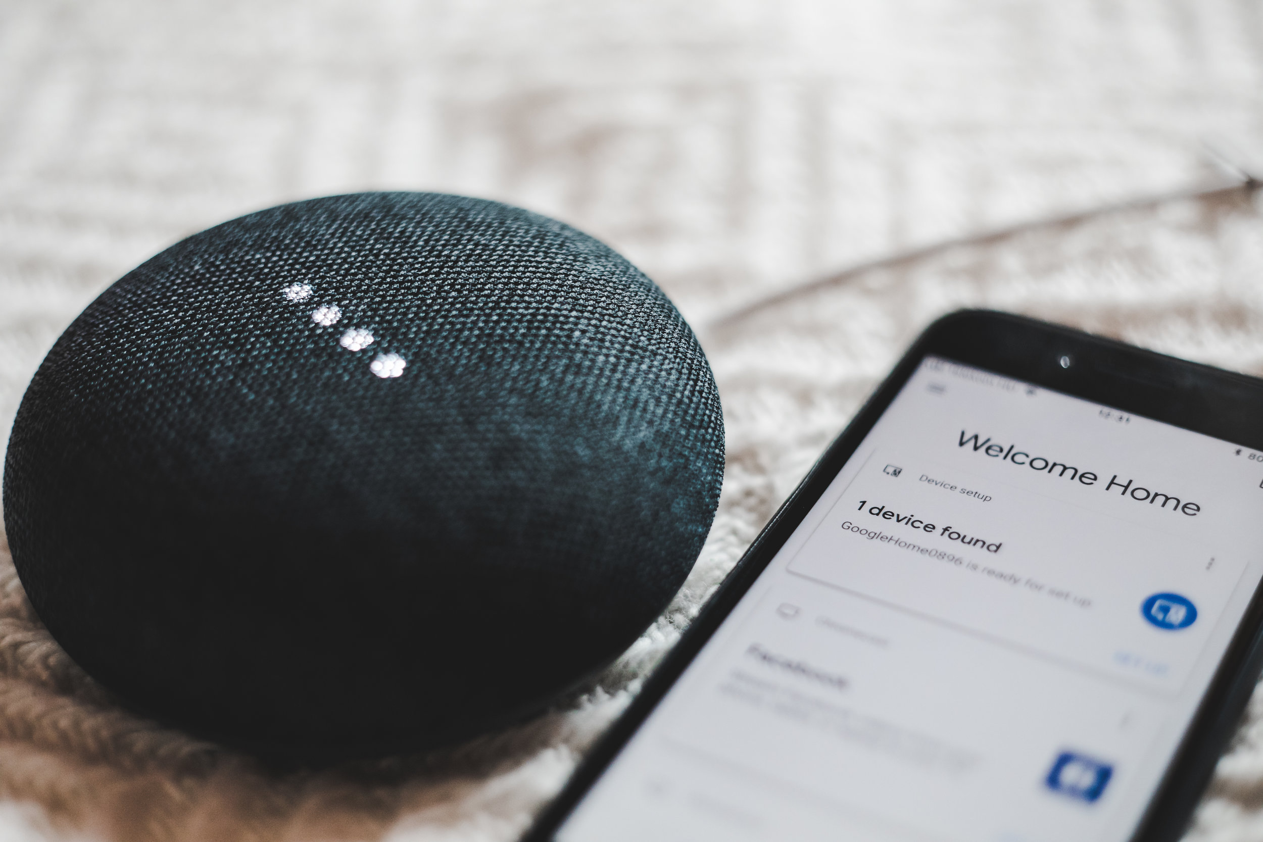Spotify is giving its Premium subscribers a free Google Home device. What's that all about?