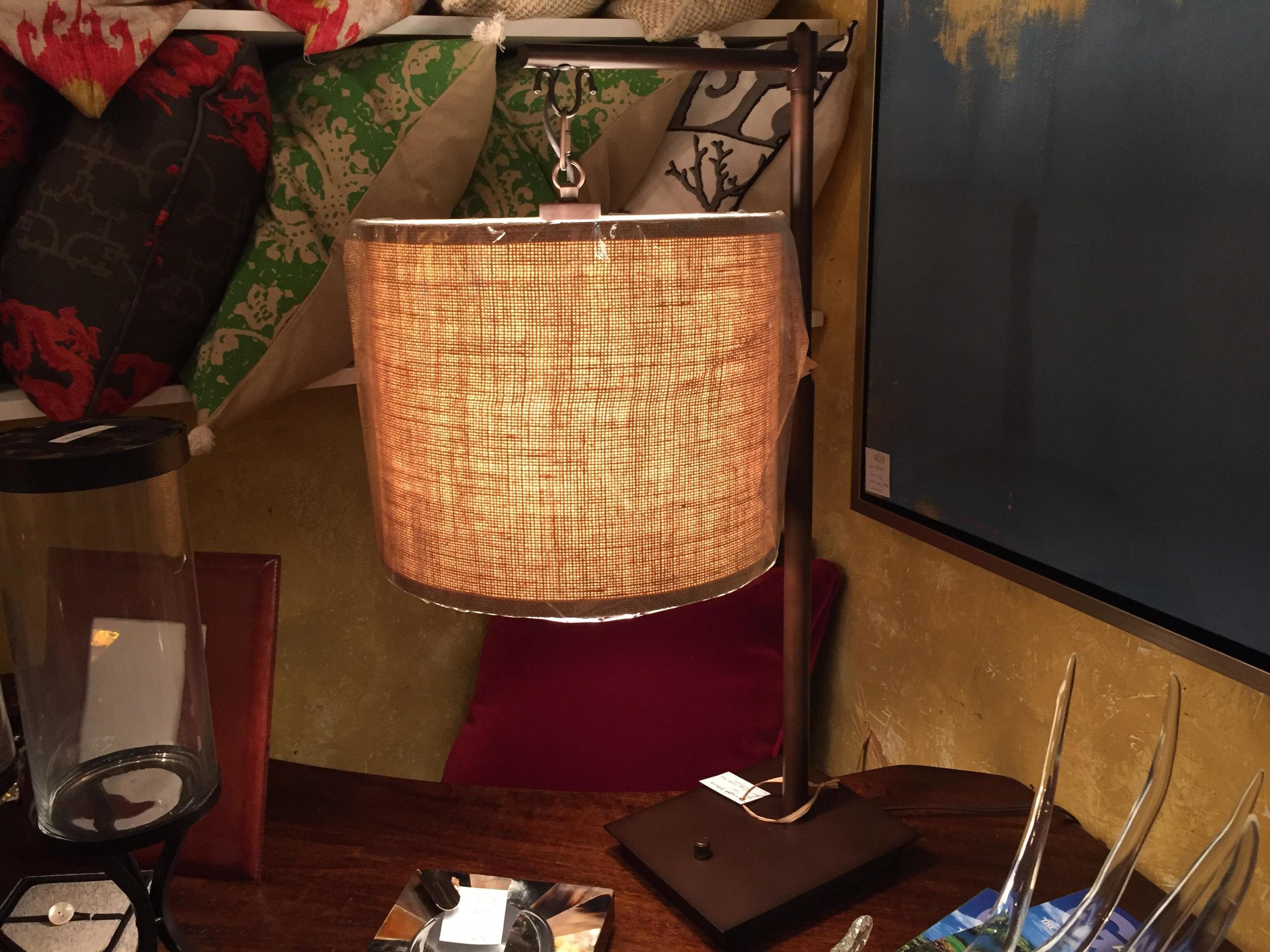 Hanging Desk Lamp - $198