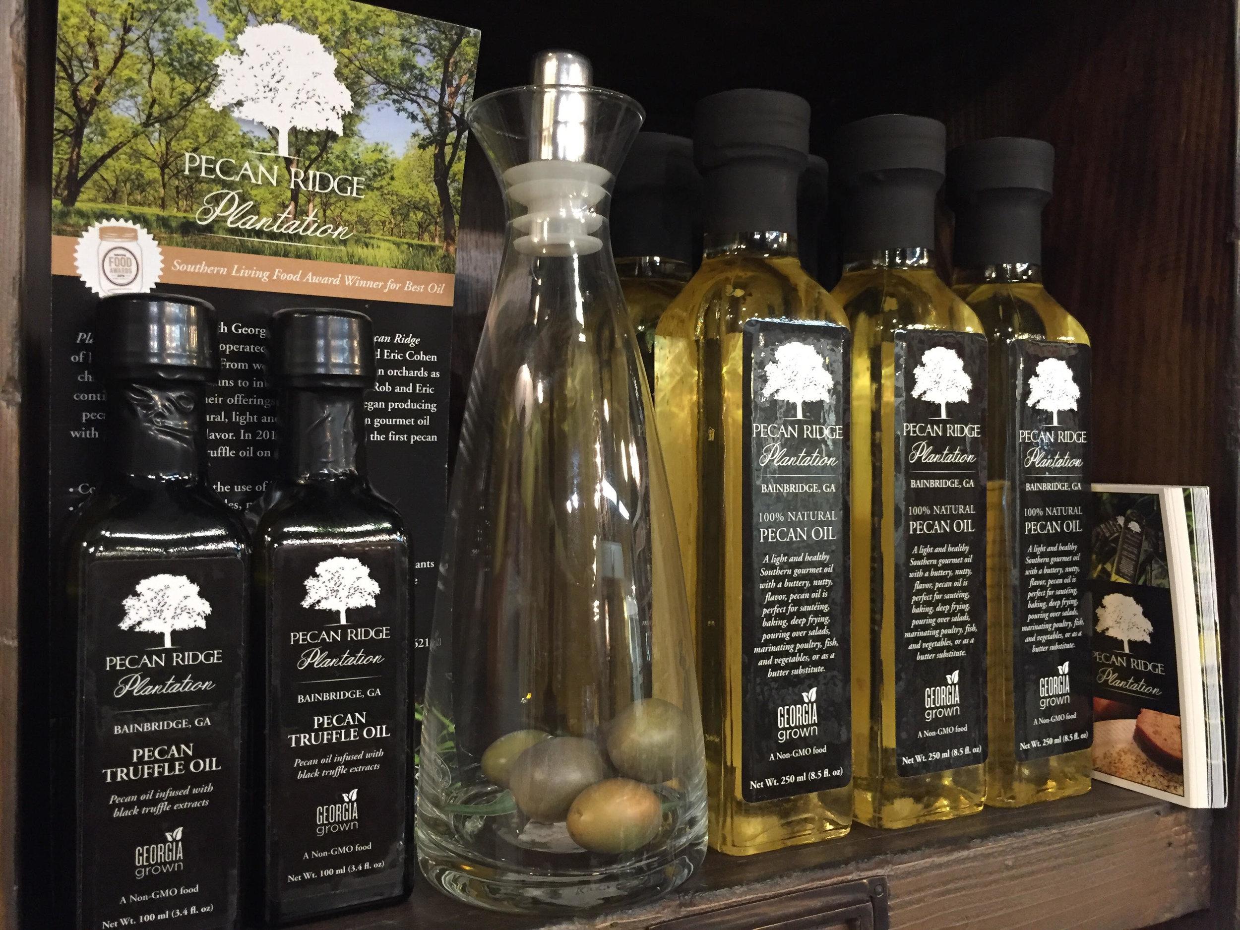 Pecan Ridge Oil