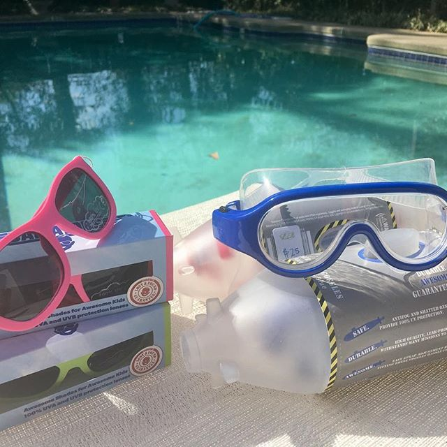 Infant Goggles and Sunglasses
