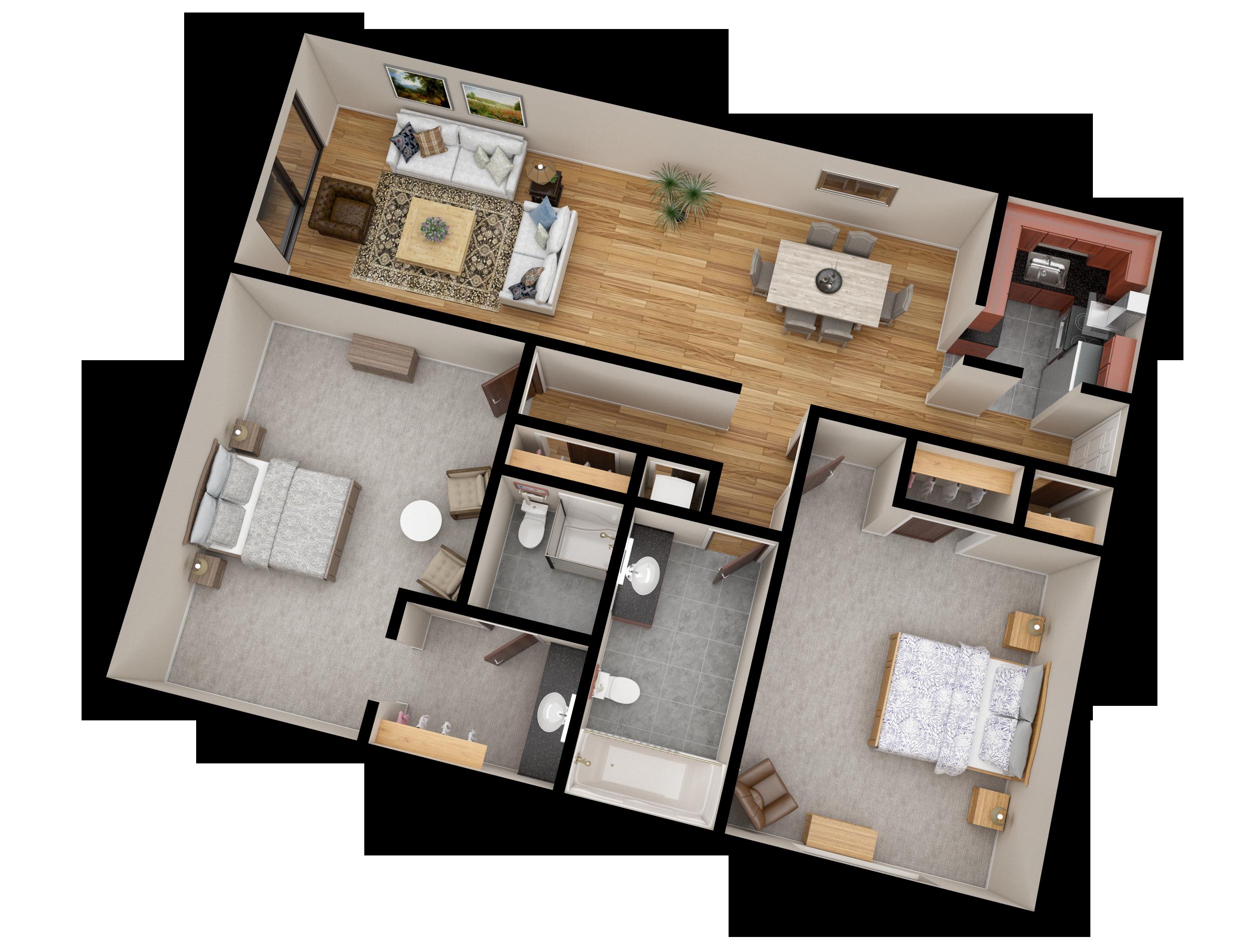 04 Apartment Line