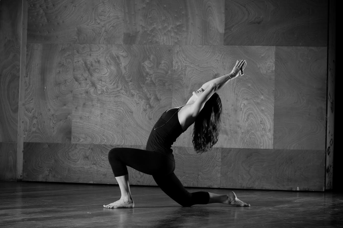 Running into Yoga