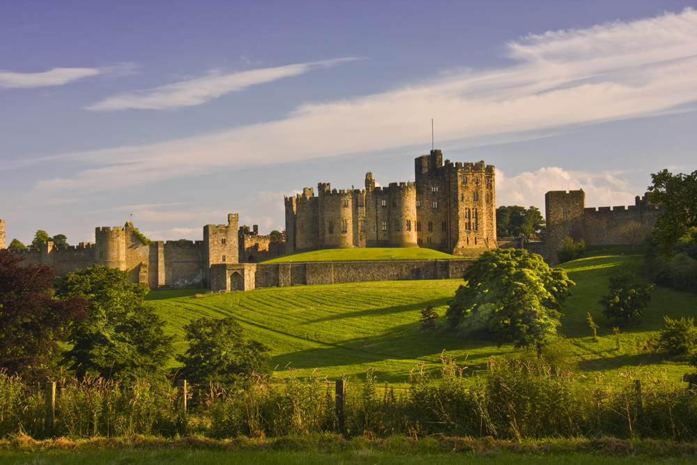 Alnwick Castle | 4 Miles