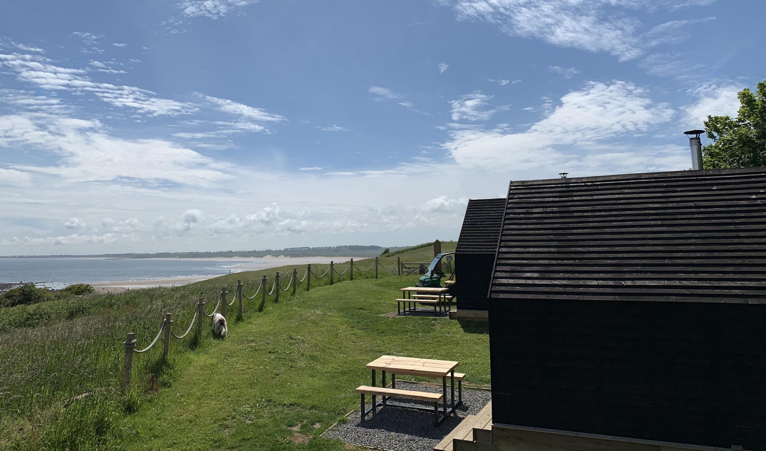Shoreside huts seaview.jpg