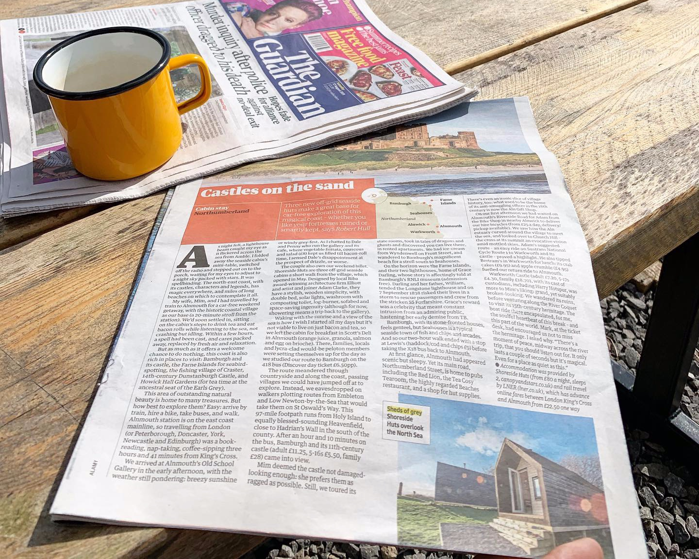 Read our latest review here - The Guardian August 2019