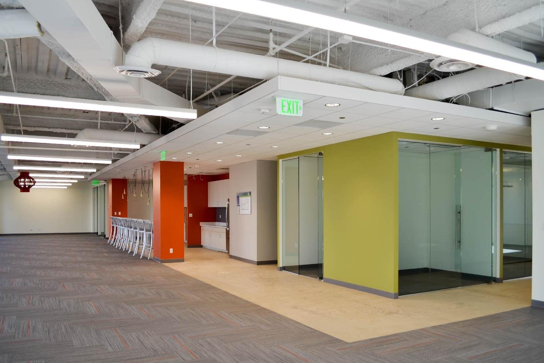 Wells Fargo workplace