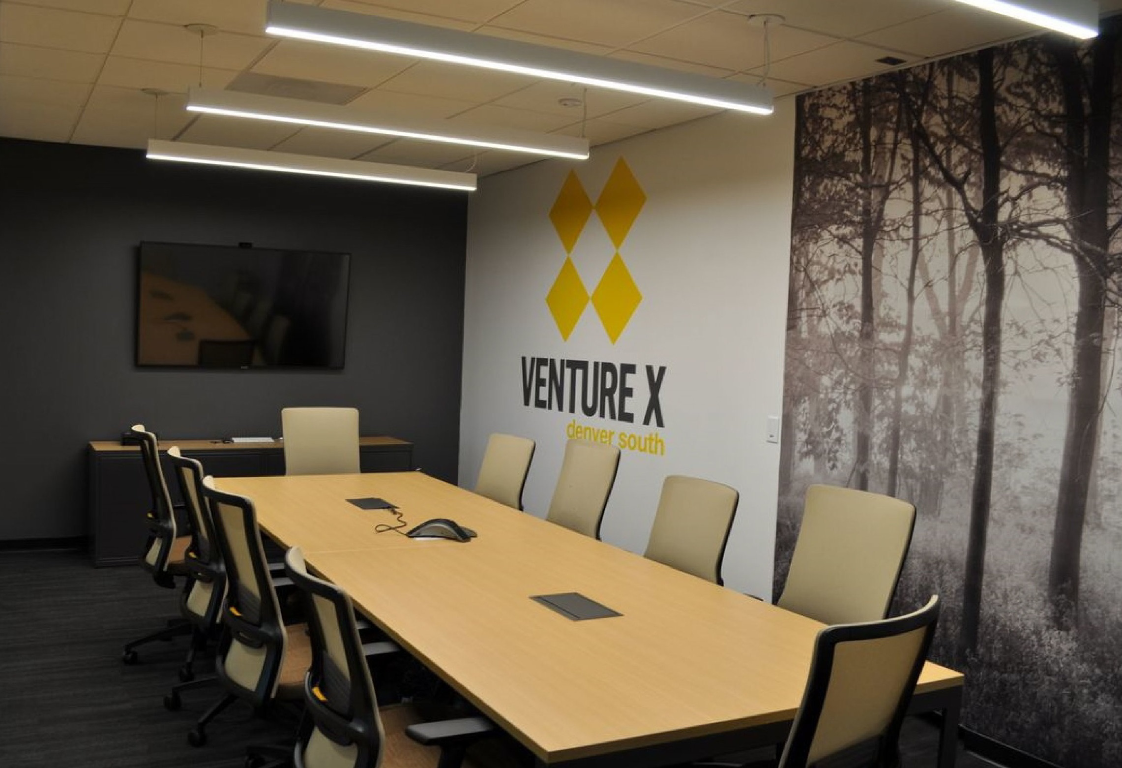 Venture X workplace