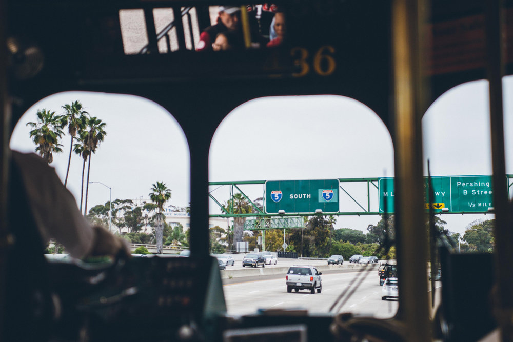 BORDERTROLLEY TOURS - Border Trolley Tours between the Plaza de Panama and The Front in San YsidroDespite the fact that the San Diego/Tijuana border is the most transited in the world, only 1 in 4 San Diegans take the drive south to cross.…
