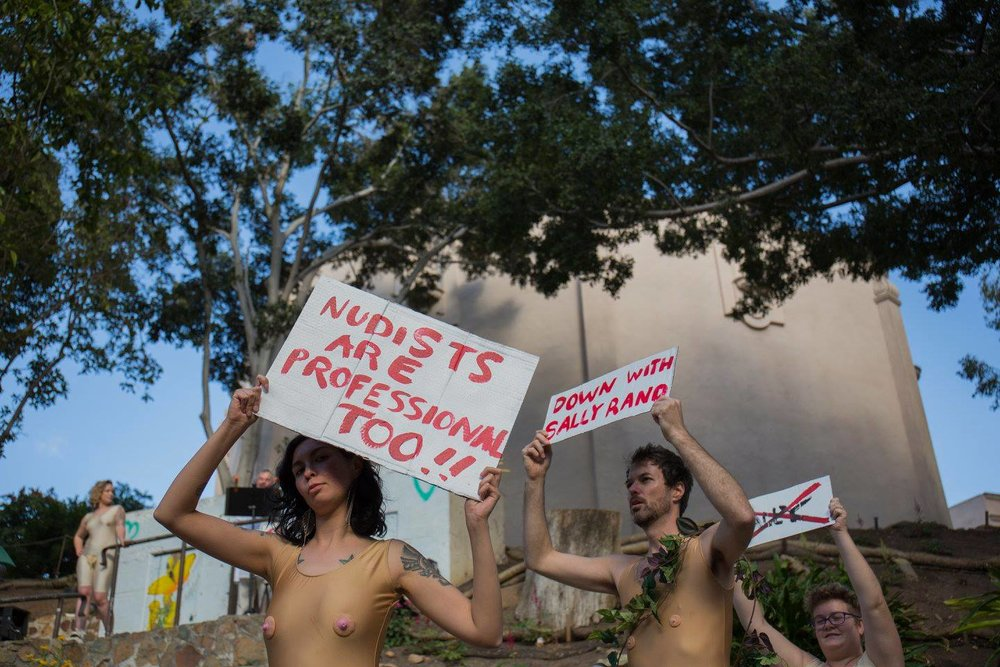 The Naked Truth    I  The Rise and Fall of America's Only Public Nudist Colony in Four Acts