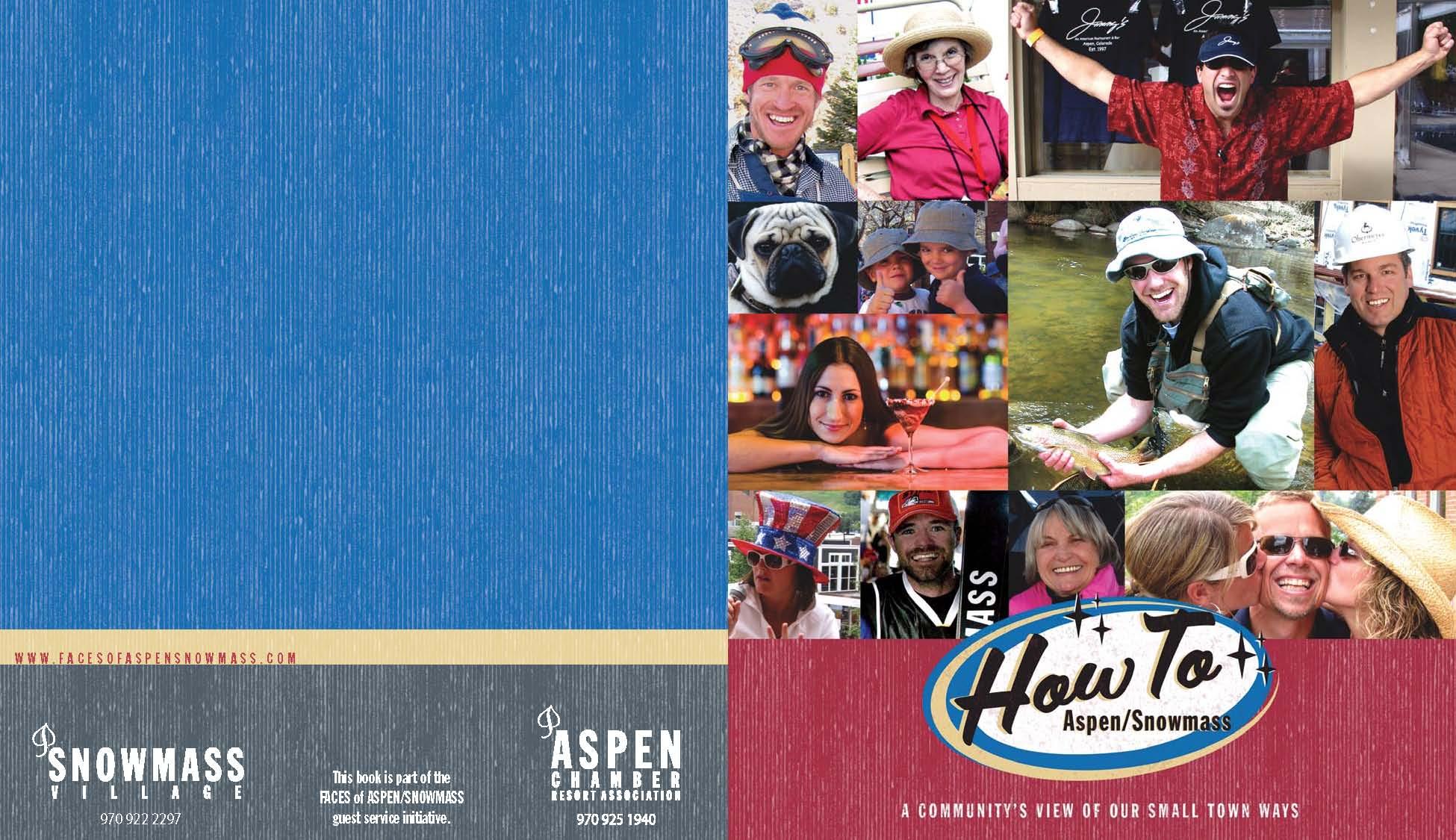 Aspen Chamber Resort Association, Aspen Colorado