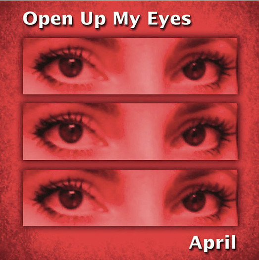 Open Up My Eyes Album Cover