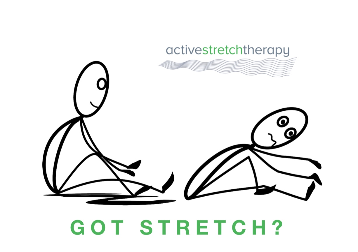 Stretching should not hurt!!!