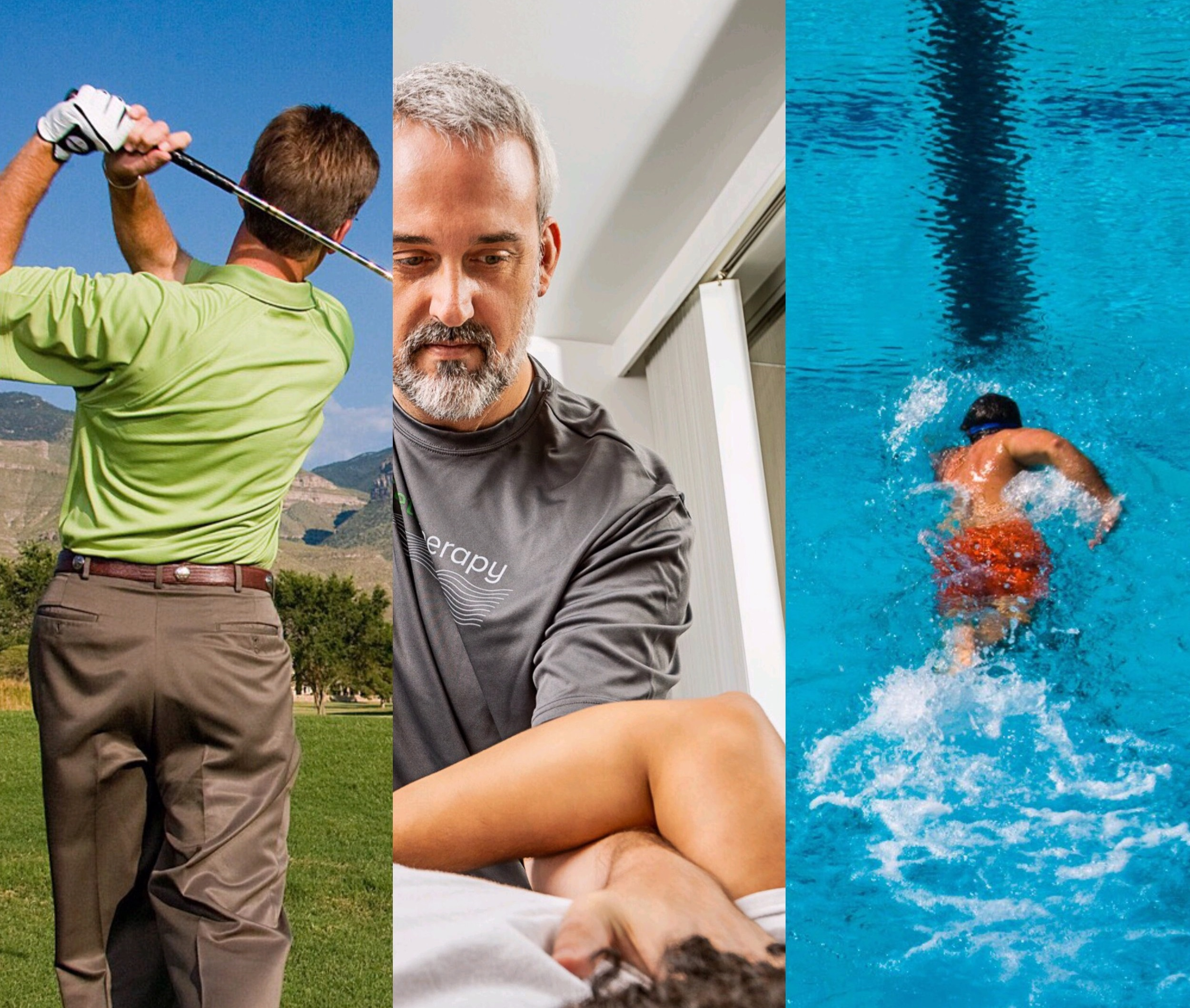 Do you Golf? Swim? or just need to relax? FST can help your game and help gain the competitive edge.