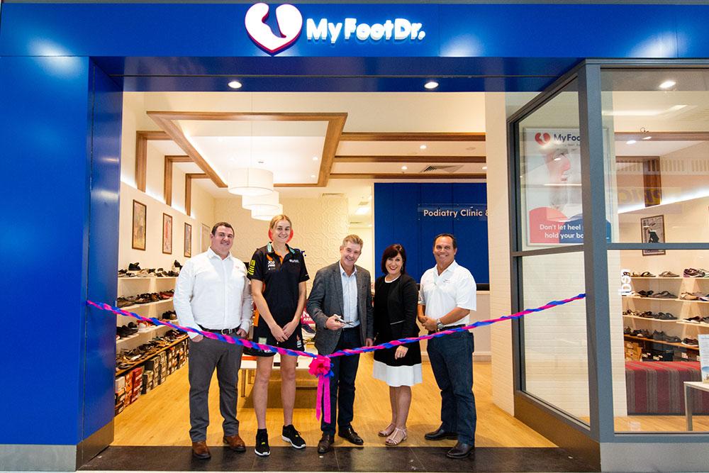 My FootDr Willows Open 57 Store