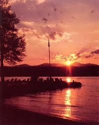 Quisisana sunset.