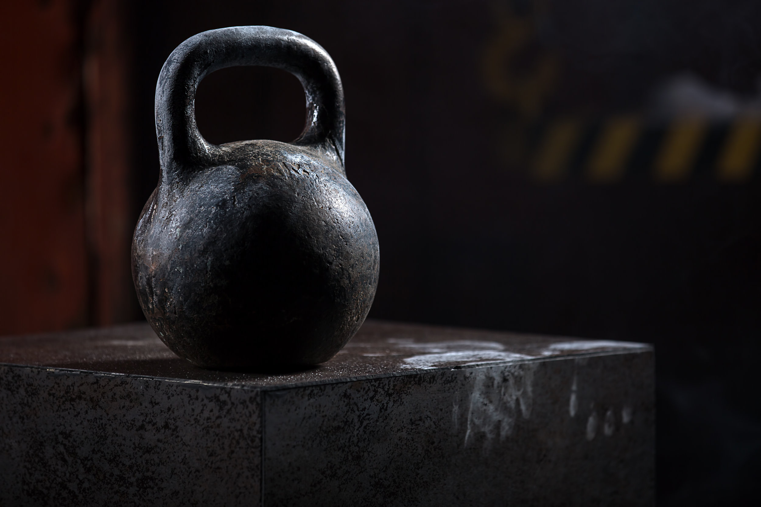 Traditional Kettlebell