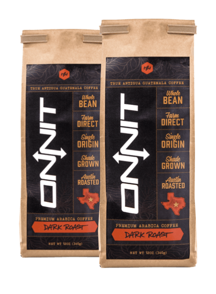 Onnit Arabica Dark Roast Coffee