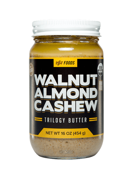 Onnit Walnut Almond Cashew Butter (16oz)