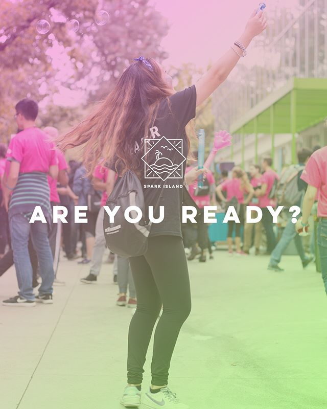 Are you ready? The Spark is just around the corner and we're so excited for you to come join us in getting down at Sauder's own orientation 🤗🤗 If you haven't registered yet, now's your chance! Use the link in our bio!