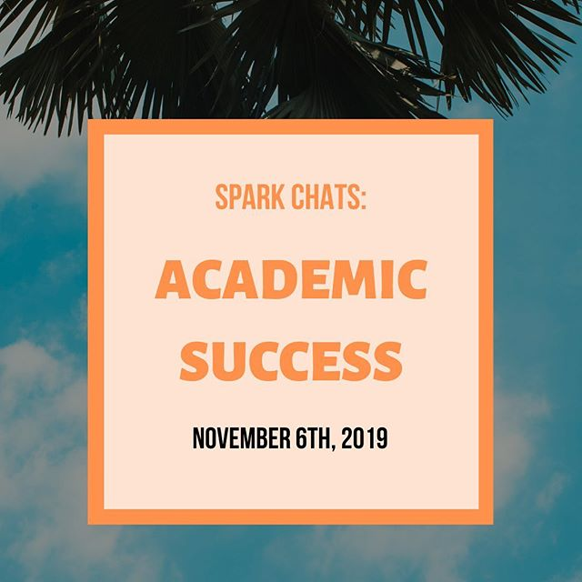 💭Struggling with a course? 💭Midterms got you down? 💭Want to get strategies from upper year students? 💭Tired of Residence food and want a free meal?—————— ✨Spark Chats November has got your back once again!✨ —————————————————— Spark Chats is a community dinner for first year students where you'll connect with other new students and learn from upper year student leaders who will share their experience and stories about how they have found ways to succeed academically at Sauder. Following a few short speaker presentations, there will be dinner and some optional discussion questions to help you spark meaningful conversations and connections.  So, what are you waiting for?! Join other first year students on their journey to academic success!  RSVP through the link in our bio!