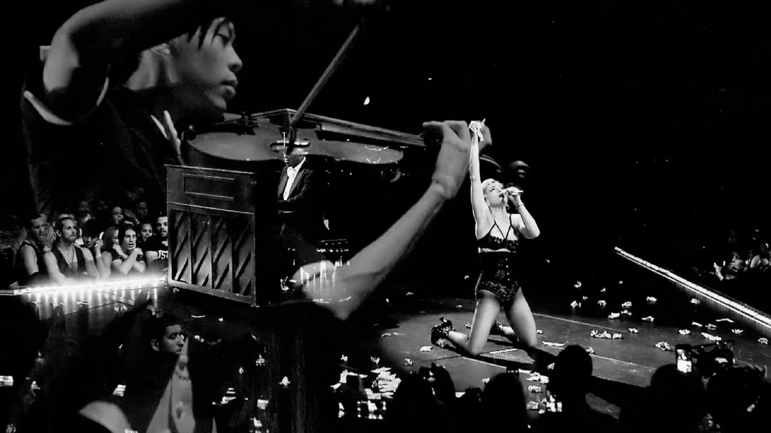 Madonna Jason Yang MDNA