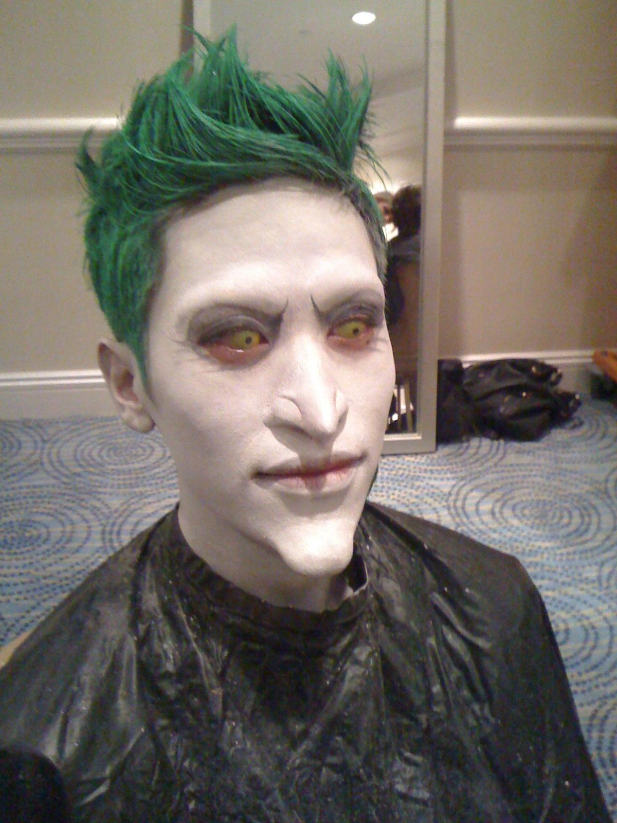 Jason Yang Batman Joker
