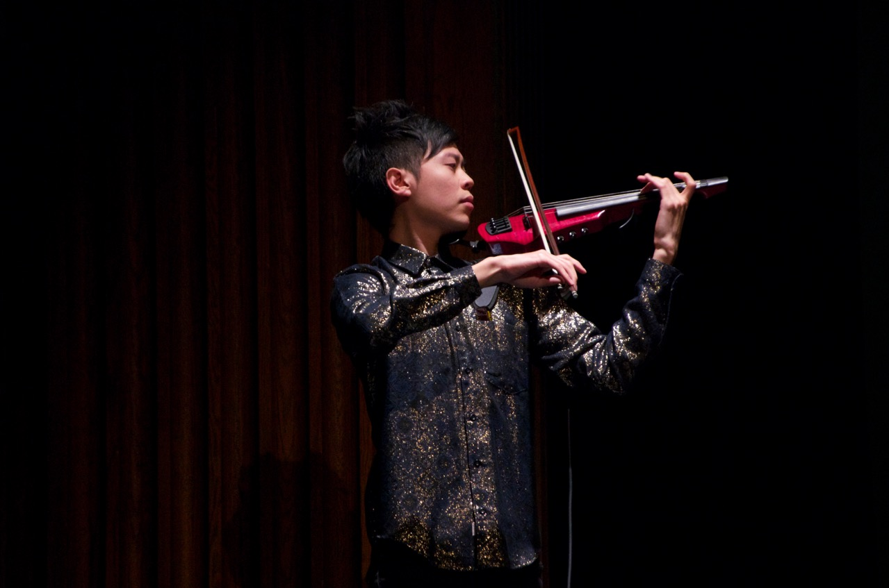 Jason Yang Violin Makoto Taiko