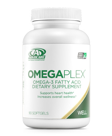 OmegaPlex - I take a LOT of omega 3 fatty acids to help me manage inflammation and I really love this particular product. The best part? No nasty fish burps!