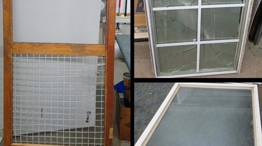 Full Service Glass Shop  - Our full service glass shop specializes in window & screen repair, insulated glass replacement, glass doors and home glass decors like mirrors, tabletops, cabinet door inserts and shelves. The shop also carries custom cut plexiglass and mirror sheets in various thickness.