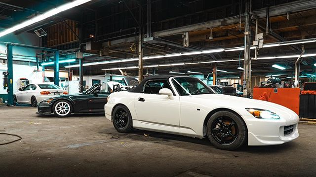 All 2019 @the_street_bandito And I taking over just know it. Crazy to see how far this s2000 came in such a short time frame. Check out the latest s2000 video if you havnt already 🏎