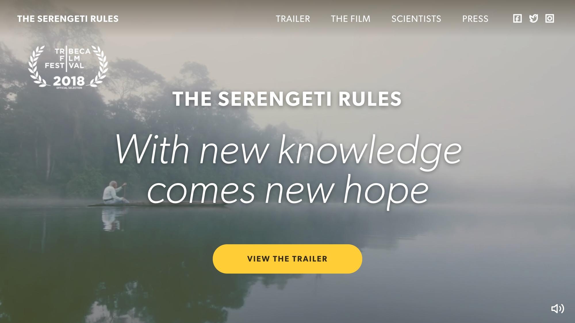 www.theserengetirules.com
