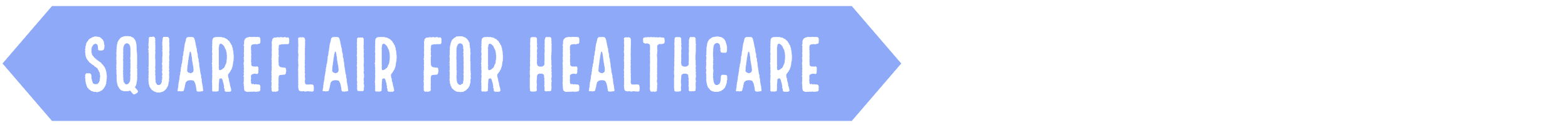 Squareflair for Healthcare