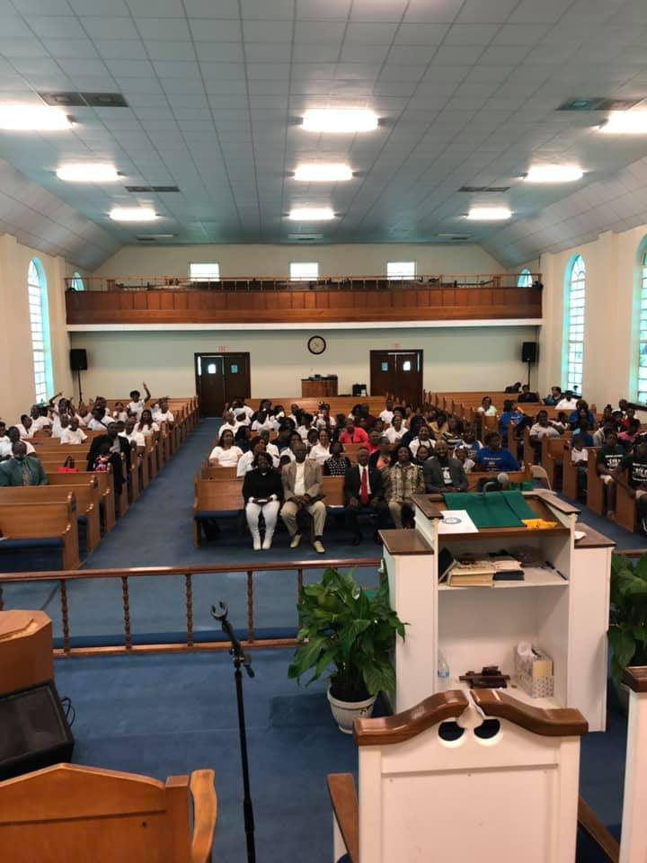 WNOBR DISTRICT Church School Convention