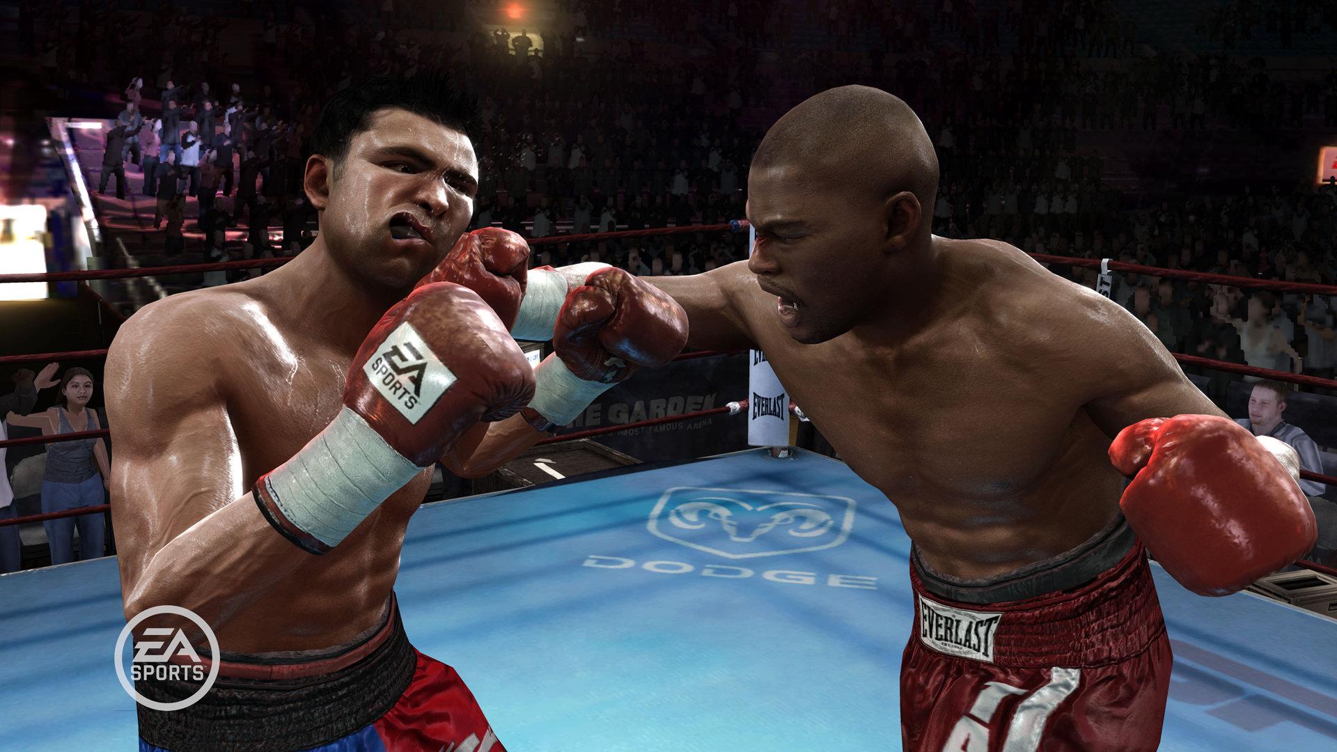 Fight Night Round 3 - Sound Designer, EA Sports