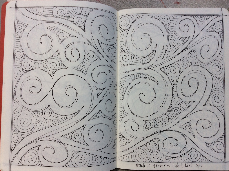swirly vine doodle.JPG