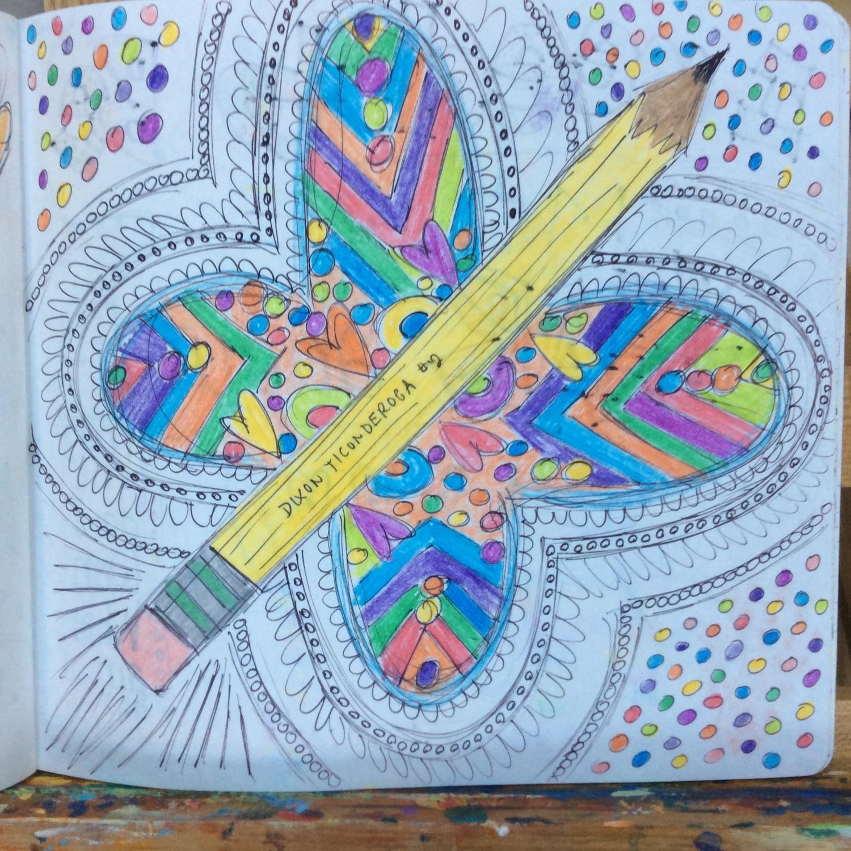 flying pencil doodle.JPG