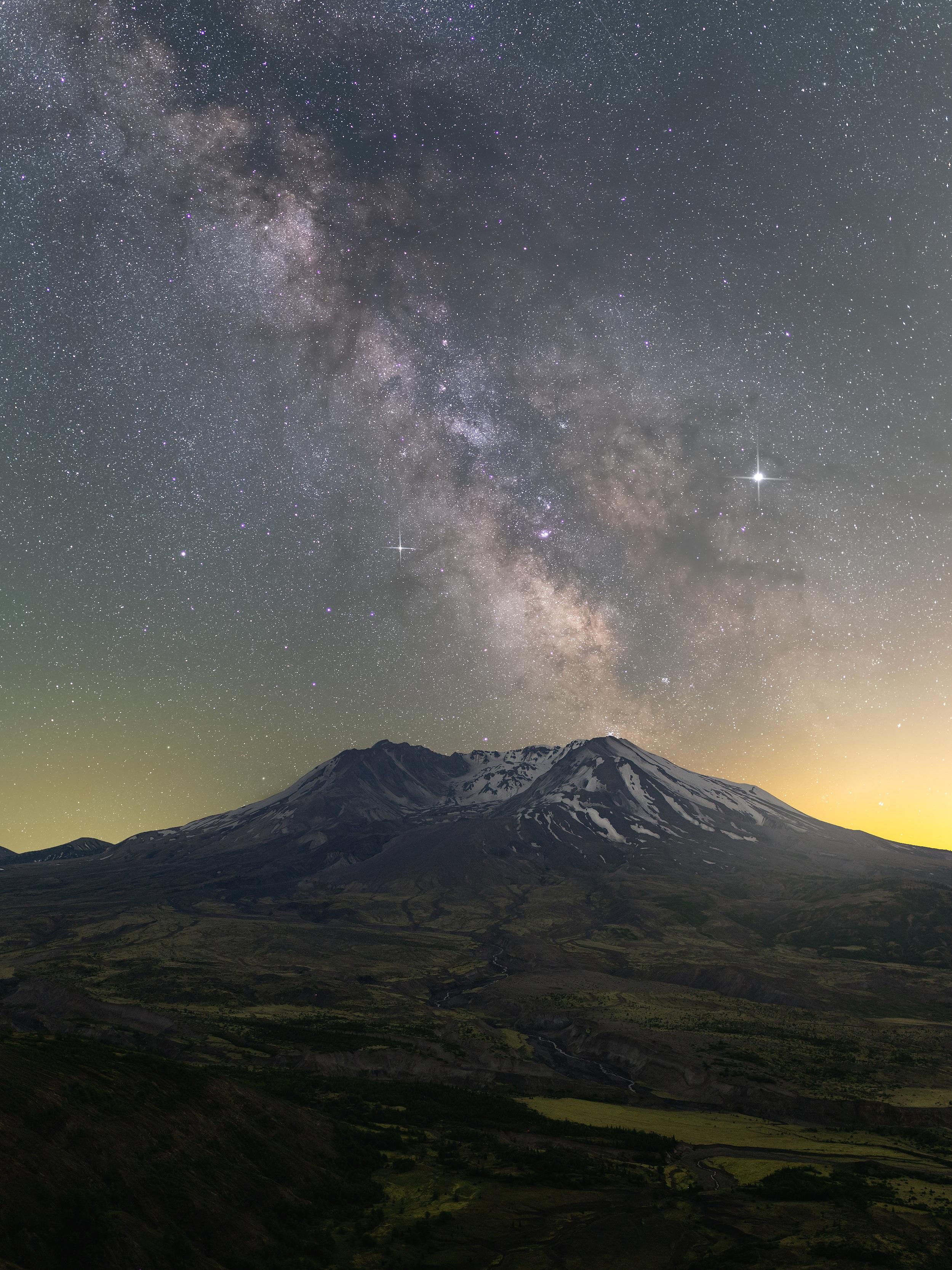 Mt. St. Helens - WA