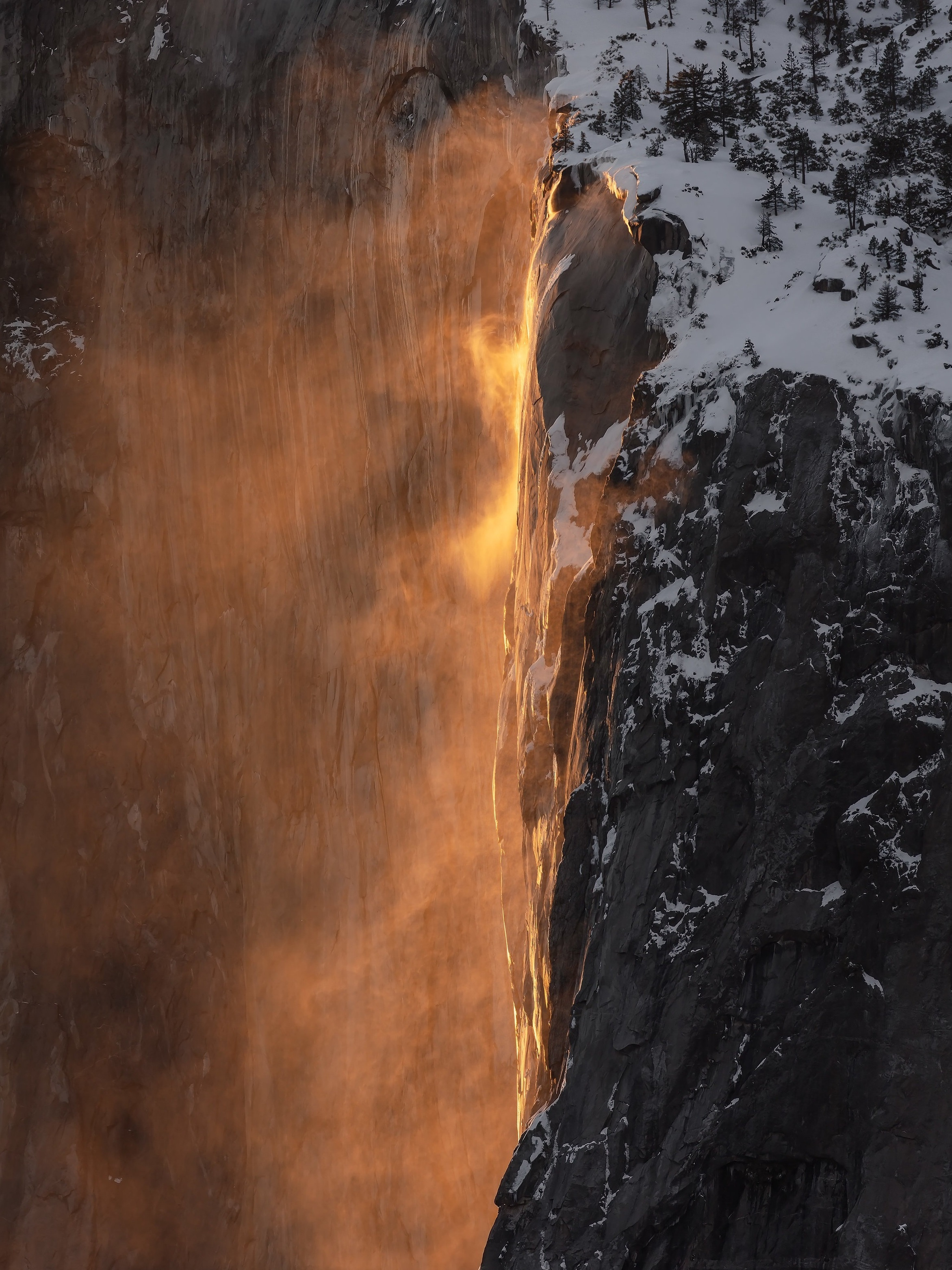 Firefall, from Sentinel Falls
