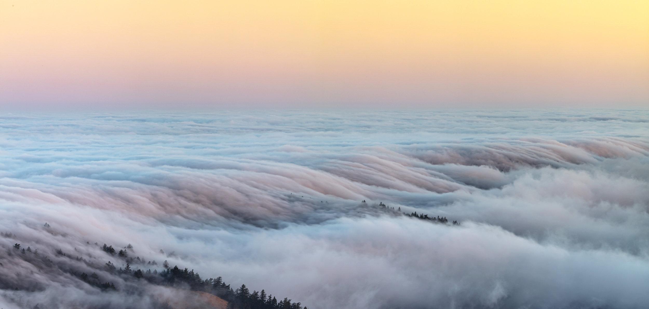 West Peak, Mount Tamalpais - CA