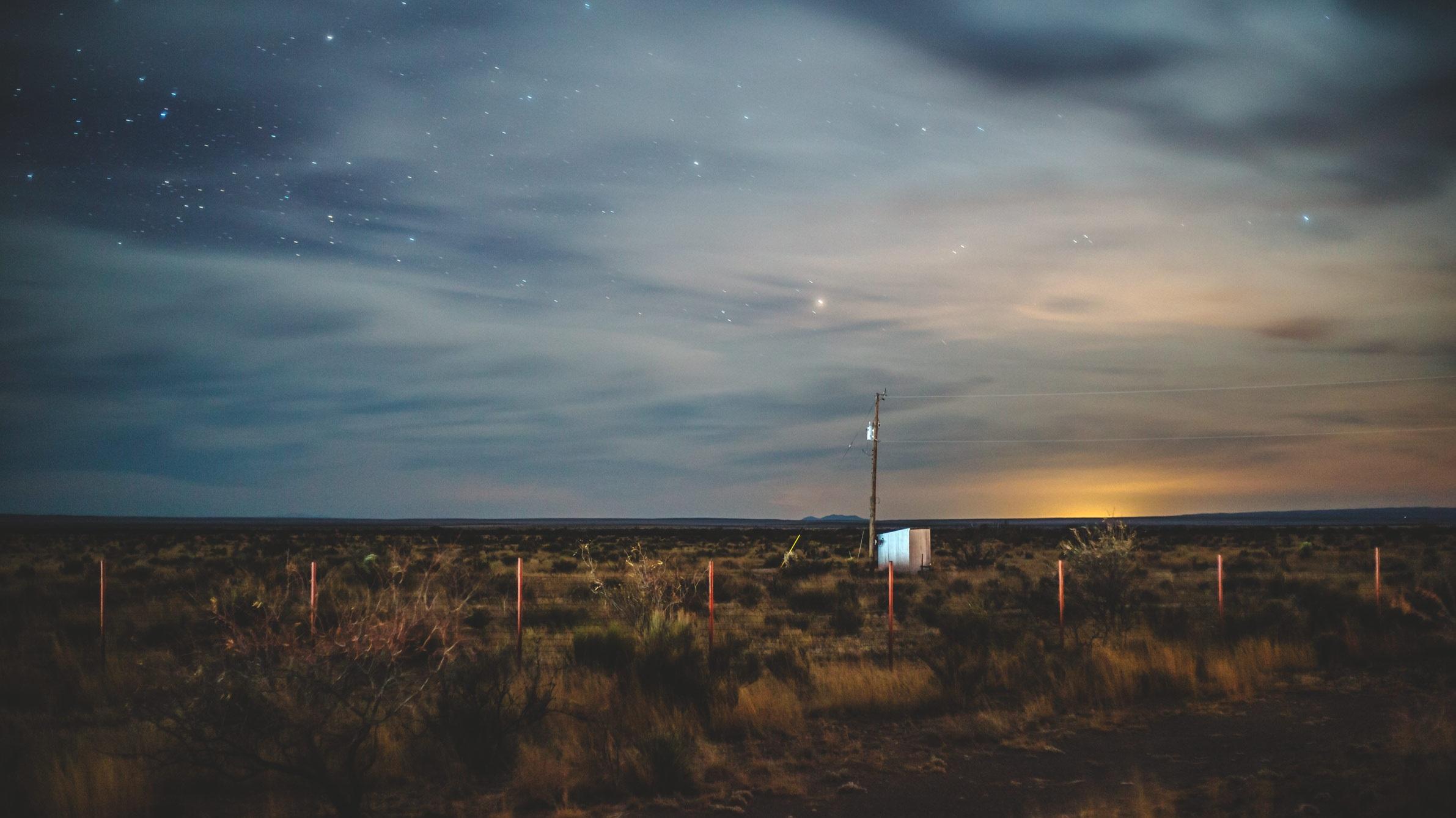 Marfa Lights - TX