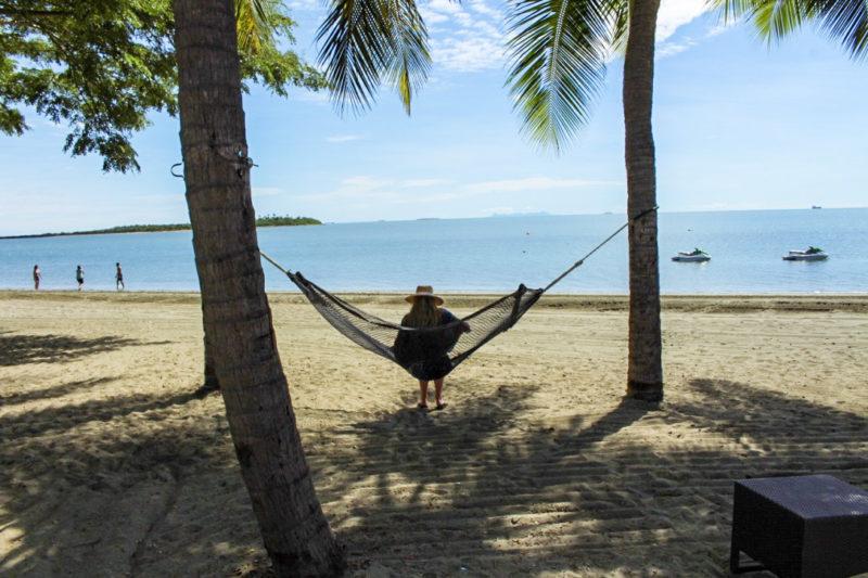 hammock in fiji