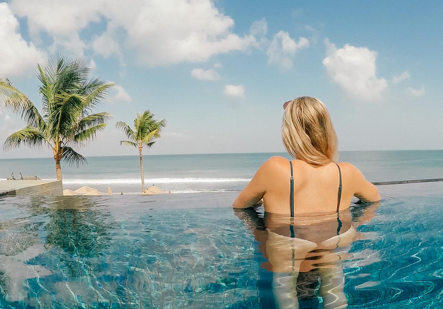 Alila Resort Infinity Pool