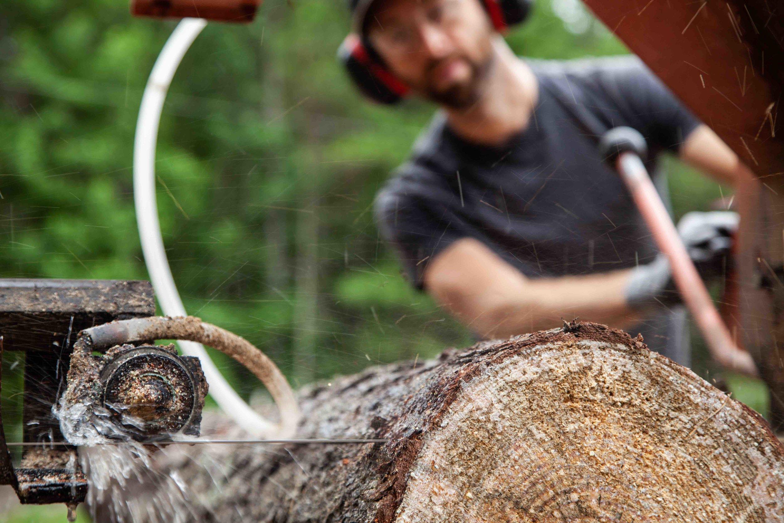 fireside farm randall blade sawmill.jpg