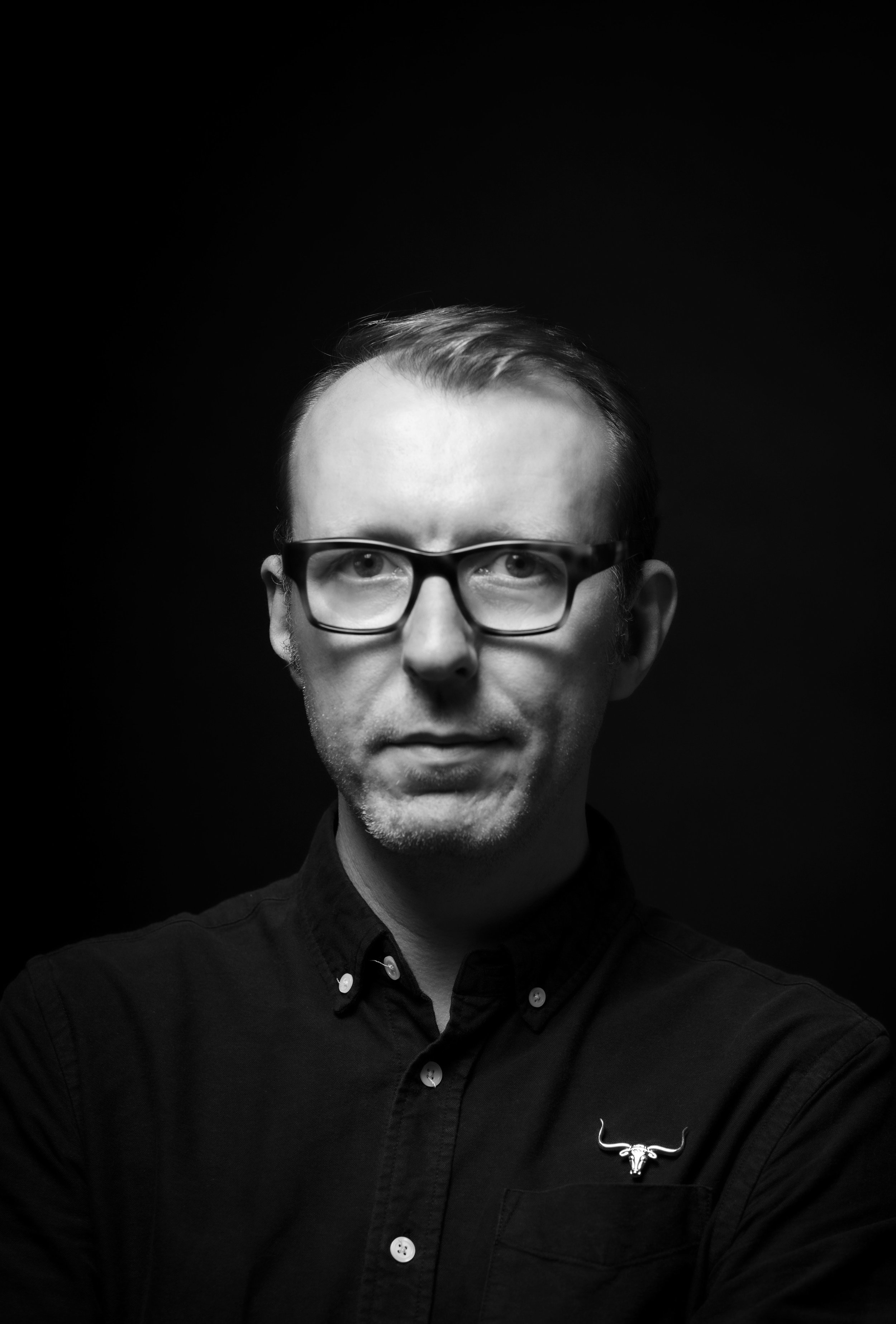 """Ian Henry Simmonds - """"Having small touches of colour makes it more colourful than having the whole thing in colour."""" - Dieter Rams""""I get obsessed by little nerdy things in my corner that no one else is interested in."""" - Bjork""""Automation is Deadly"""" - Jenny Holzer, Truisms"""