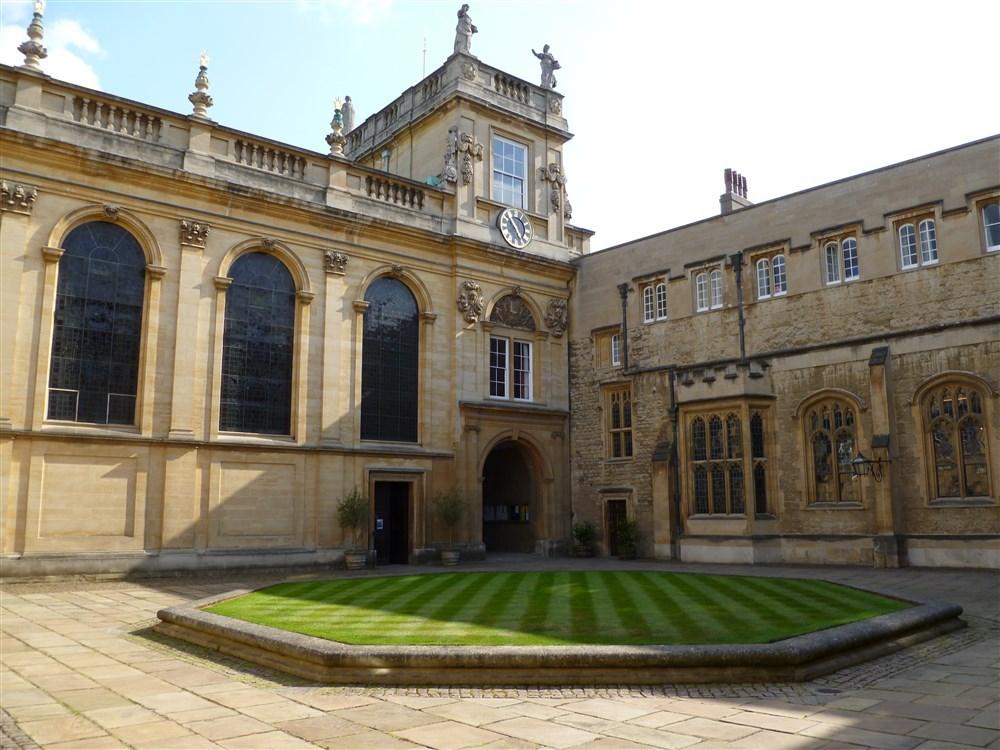 Oxford, 14 January 2019 -